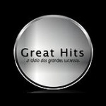 Logo da emissora Great Hits Web Rádio