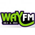 Logo da emissora WaYfm 89.9 FM