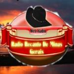 Logo da emissora Web R�dio Recanto de Minas Gerais