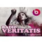Logo da emissora Rádio Veritatis