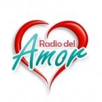 Logo da emissora Radio del Amor