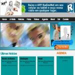 Logo da emissora Web Rádio Vida Nova
