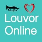 Logo da emissora Louvor Online
