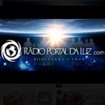 Logo da emissora Rádio Portal da Luz