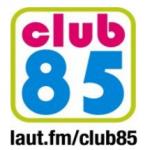 Logo da emissora Laut Club 85 FM
