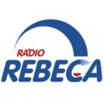 Logo da emissora Rádio Rebeca 99.6 FM