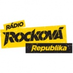 Logo da emissora Rádio Rocková Republika 106.1 FM
