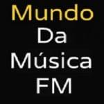 Logo da emissora Mundo da Música FM