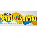 Logo da emissora Rádio Senda Espírita
