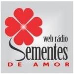 Logo da emissora Webr�dio Sementes de Amor