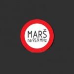 Logo da emissora Radio MARS 95.9 FM