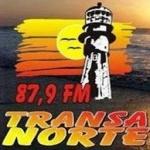 Logo da emissora R�dio Transa Norte 87.9 FM