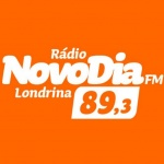 Logo da emissora Rádio Novo Dia 89.3 FM
