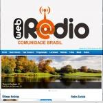 Logo da emissora Rádio Comunidade Brasil