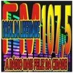 Logo da emissora Rádio Rosal da Liberdade 107.5 FM