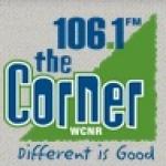 Logo da emissora WCNR 106.1 FM
