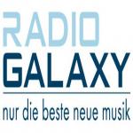 Logo da emissora Radio Galaxy Aschaffenburg 91.6 FM