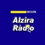 Logo da emissora Alzira Ràdio 107.9 FM