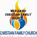 Logo da emissora Web Radio Christian Family Church
