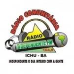 Logo da emissora Rádio Independente 104.9 FM