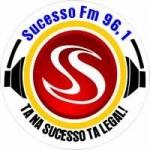 Logo da emissora Rádio Sucesso 96.1 FM