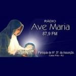 Logo da emissora R�dio Ave Maria
