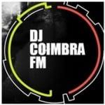 Logo da emissora Rádio DJ Coimbra FM