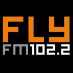 Logo da emissora Fly 102.2 FM