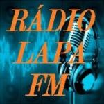 Logo da emissora Rádio Lapa FM