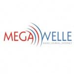 Logo da emissora Mega Welle 88.3 FM