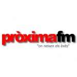 Logo da emissora Radio Pròxima 89.1 FM