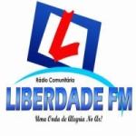 Logo da emissora Rádio Liberdade 105.9 FM