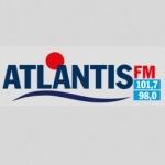 Logo da emissora Radio Atlantis 101.7 FM
