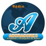 Logo da emissora Rádio Adoradores