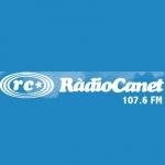 Logo da emissora Radio Canet 107.6 FM