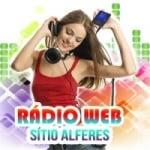 Logo da emissora Rádio Web Sítio Alferes FM
