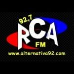 Logo da emissora R�dio Alternativa 92.7 FM