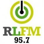 Logo da emissora Radio Lucena 95.7 FM