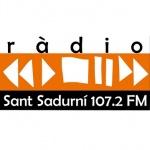 Logo da emissora Radio Sant Sadurni 107.2 FM
