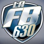 Logo da emissora Radio La FB 630 AM