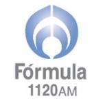 Logo da emissora Radio Formula 1120 AM