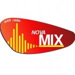 Logo da emissora Rádio Nova Mix