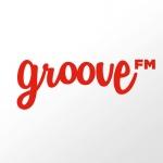Logo da emissora Groove FM 91.1