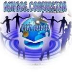 Logo da emissora Rádio Amigos Conquistar
