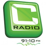 Logo da emissora C Radio 91.1 FM