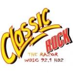 Logo da emissora WDIC 92.1 FM