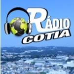 Logo da emissora Rádio Cotia