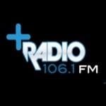 Logo da emissora Radio Más 106.1 FM