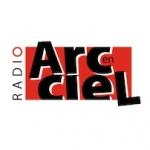 Logo da emissora Radio Arc-en-Ciel 90.7 FM