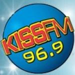 Logo da emissora KXSS 96.9 FM